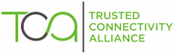 Trusted Connectivity Alliance Logo
